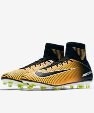 Football shoes Nike Scarpe Calcio Mercurial Veloce III Dynamic Fit FG arancion