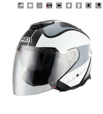 Nzi - Casco jet Avenew Duo Signature multicolor