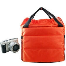 Stylish Waterproof DSLR Partition Padded Camera Bag Insert Case Divider Bags HOT
