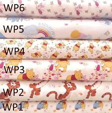 Official Disney Winnie The Pooh Kid's Cotton Dress Craft Fabric