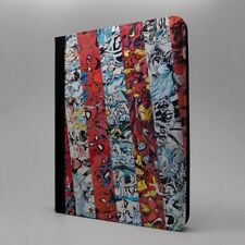 Maravilla Iron Man Funda libro para Apple iPad - t1473