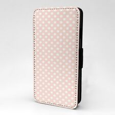 Polka Dot estampado Funda libro para Apple iPod - t1061