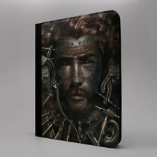 Steampunk Man Tableta Funda libro para Apple iPad - s-t2704