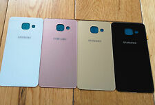 Samsung Galaxy A3 2016 SM-A310F Rear Back Battery Cover Glass + Adhesive OEM