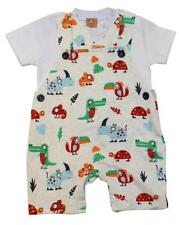 Baby Boys' Outfit Set with Cute animals Dungaree