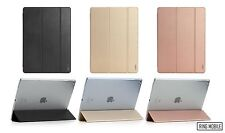 Mooke Touch Leather Smart Case Flip Cover Stand For Apple Ipad 9.7 inch 2017