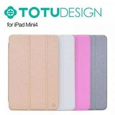Original TOTU Jaeger Series Flip Case Solid Fashion Case For iPad mini 4