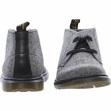 RRP £110 Dr. Martens Jayda boots Shoes Size 3 Grey Tweed