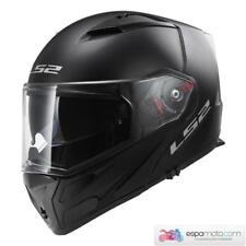Casco LS2 METRO FF324 Solid Matt Black