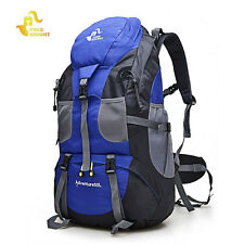 Travel Backpack Outdoor Bag Camping Hiking Mountaineering Waterproof Rucksack