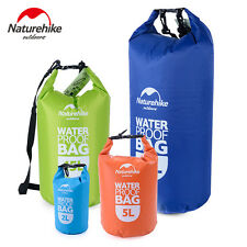 Dry Bag Storage Sack Waterproof Boating Pouch Floating Canoe Camping Outdoor Kit