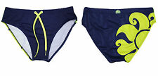 COSTUME SLIP UOMO SUNDEK art. M263SSL3000 BLU NAVY MARE PISCINA MAN'S SWIM POOL