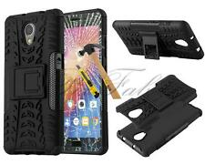 For Lenovo Vibe P2 P2A42 New Genuine Shock Proof Stand Phone Case Cover + Glass