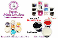 Cake Lace Mix - Powder and Premix - Ideal For Cakes and Cupcakes Decoration