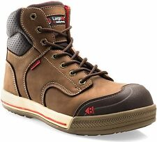 Buckler Largo Bay Safety Work Boots Brown (Sizes 6-13) Men's Steel Toe Cap