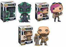 League of Legends Pop! Funko Vinyl Figures New Braum Thresh Vi Games 04 06 07