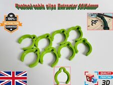 Festool cable clips Extractor 33/34mm Hose Wire clips x8 NEW