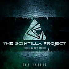 The Scinitilla Project - The Hybrid (feat. Biff Byford) NEW LP