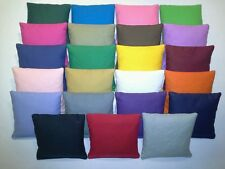 Set Of 8 ALL WEATHER Cornhole Bean Bags Great Quality 23 Colors Free Shipping