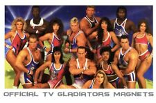 Official TV Gladiators Magnets  - Rare - Assorted To Choose From