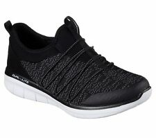 Skechers Synergy 2.0, Simply Chic Athletic Walking Shoe. Memory Foam Insole.
