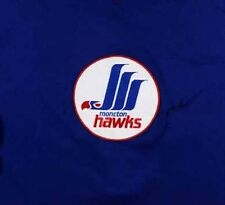 Moncton Hawks AHL1987-93 Logo Mens Polo Shirt S-6XL, LT-4XLT Winnipeg Jets New