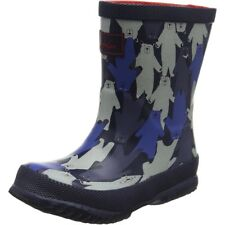 Joules Baby Printed Welly Bear Camo Multi Gomma Bambino Wellingtons Stivali