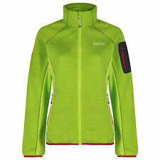 Regatta  Fleecejacke  Strickfleece  Jacke  Fleece Laney II  lime zest  46 - SALE