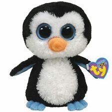 Ty Beanie Boos 15cm 25cm Waddles Pinguino Peluche Animale Farcito Peluche