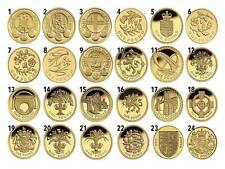 £1 ONE POUND RARE BRITISH COINS, COIN HUNT 1983-2015 EVERY £1 COIN HERE UNC CON