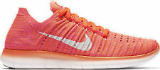 NIKE WOMEN'S FREE RN FLYKNIT RUNING SHOES TRAINERS SNEAKERS   831070 801