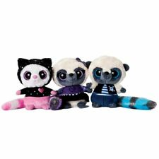 Yoohoo & Friends Bush Baby & Pammee Fox Emo 15cm felpa animal blandito Peluche