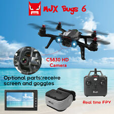 MJX Bugs 6 Brushless 2.4G 4CH 6 Axis mit Kamera RC Quadcopter Racing Drone RTF