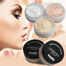 Makeup Finish Powder Face Loose Powder Translucent Smooth Setting Foundation New