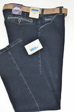 MEYER PANTALONE UOMO MOD. CHICAGO 2-4512/33 JEANS STRETCH BLU