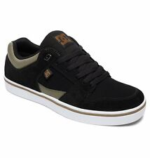 Scarpe Uomo Skate DC Shoes Course 2 Nero Black Olive Schuhe Chaussures Zapatos