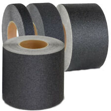 24mm x 5m-10m Anti Slip Black Tape High Grip Self Adhesive Non Slip Floor Safety