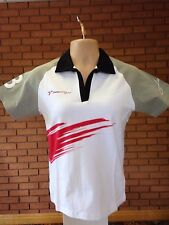 Toyota Official Ladies Polo shirt Pansonic TOYOTA  Formula One Racing Team F1