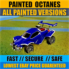 Painted OCTANE Versions [ALL] || Rocket League PS4 || Same Day Delivery