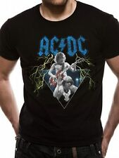 AC/DC Angus & Brian t-shirt OFFICIAL LICENSED MERCHANDISE