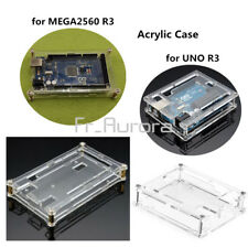 MEGA2560 R3 Acrylic Box Enclosure Transparent Case for Arduino Arduino UNO R3