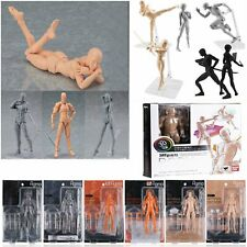 She/he S.H.Figuarts SHF Body kun DX SET PVC Body-Chan DX Action Figure In Box