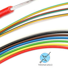 Hook Up Equipment Wire Cable 7/0.2mm Stranded Core 0.22mm2 1000V  1.2mm Ø BS4808
