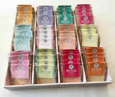 Bath Tea Bags with Dead Sea Salts by Wild Olive, 15 Various Scents  Lovely Gift