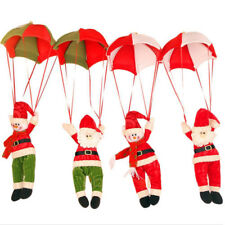 # Christmas Tree Hanging Decoration Parachute Snowman Santa Claus Ornaments Xmas