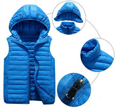 Winter Casual Matching Family Clothes Mother Father Daughter Son Vest Hoody New