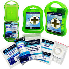 Qualicare Handy Mini Small Pocket Size Compact Carry Emergency First Aid Kits