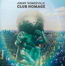 Somerville, Jimmy - CLUB HOMAGE NUOVO CD