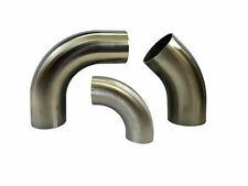 1D BENDS ELBOWS STAINLESS STEEL TIGHT RADIUS 304 GRADE BENDS 90 45 DEGREE NEW
