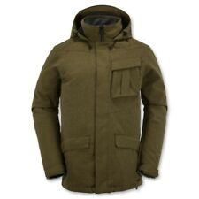 GIACCA SNOWBOARD VOLCOM MAILS INSULATED JACKET OLIVE